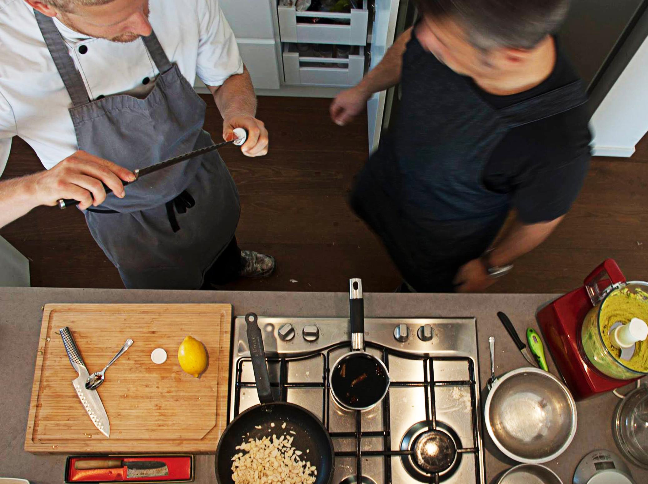 chef-ariel-daj-darya-jewellery-making-of-asparagus-salad