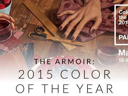 The Armoir: 2015 Color of the Year